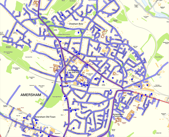Leaflet Distribution Buckinghamshire