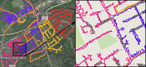 Leaflet Distribution Farnham