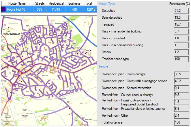 Leaflet Distribution Wokingham
